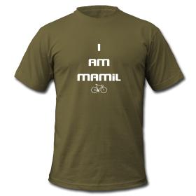 I Am Mamil T shirt